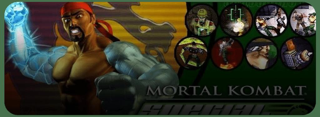 mortal kombat spin off