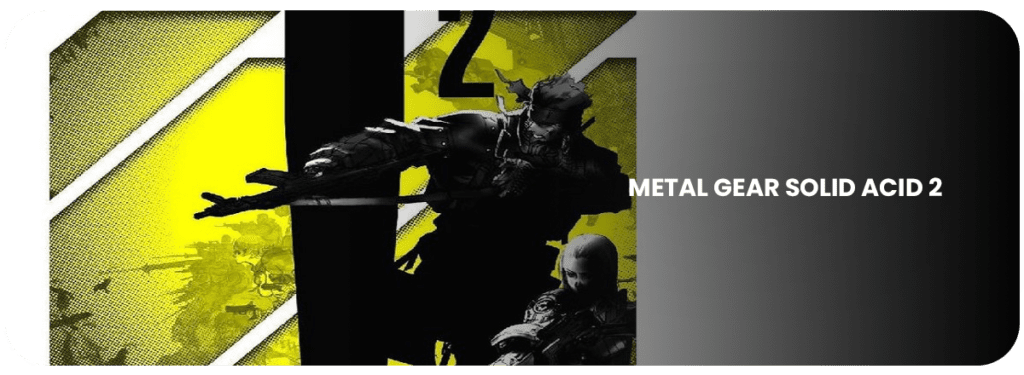 gry metal gear solid