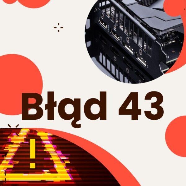 bład 43