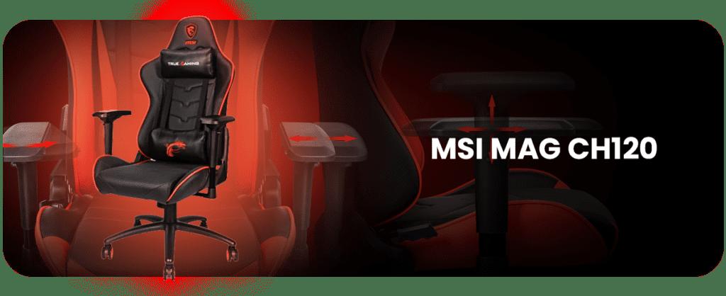 ranking foteli gamingowych msi mag ch120