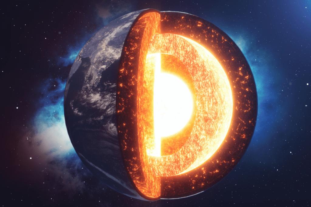 Wizja jądra Ziemi