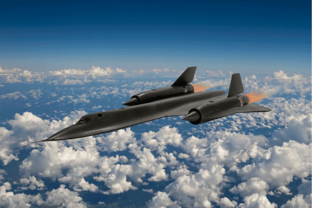 najszybszy samolot świata