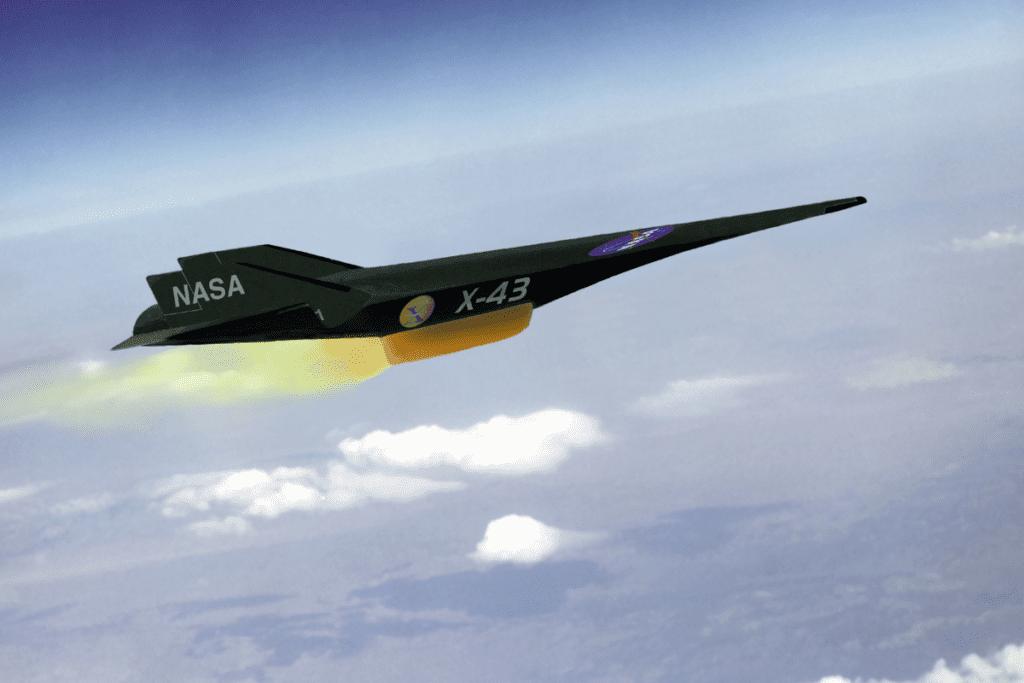 najszybszy samolot bezzałogowy - X43