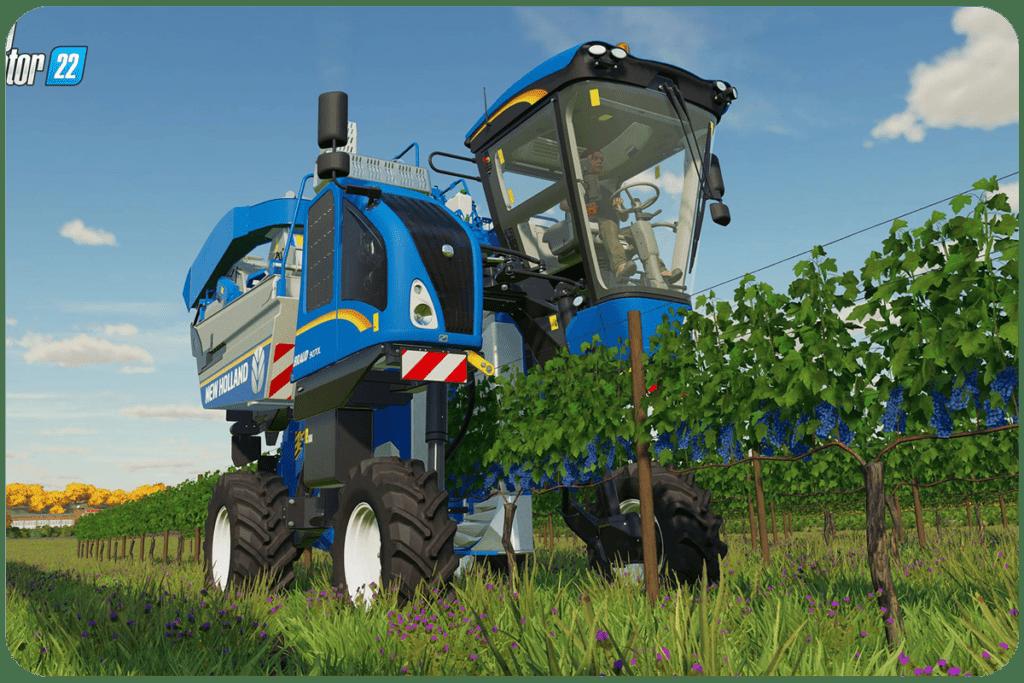 farming simulator rozgrywka