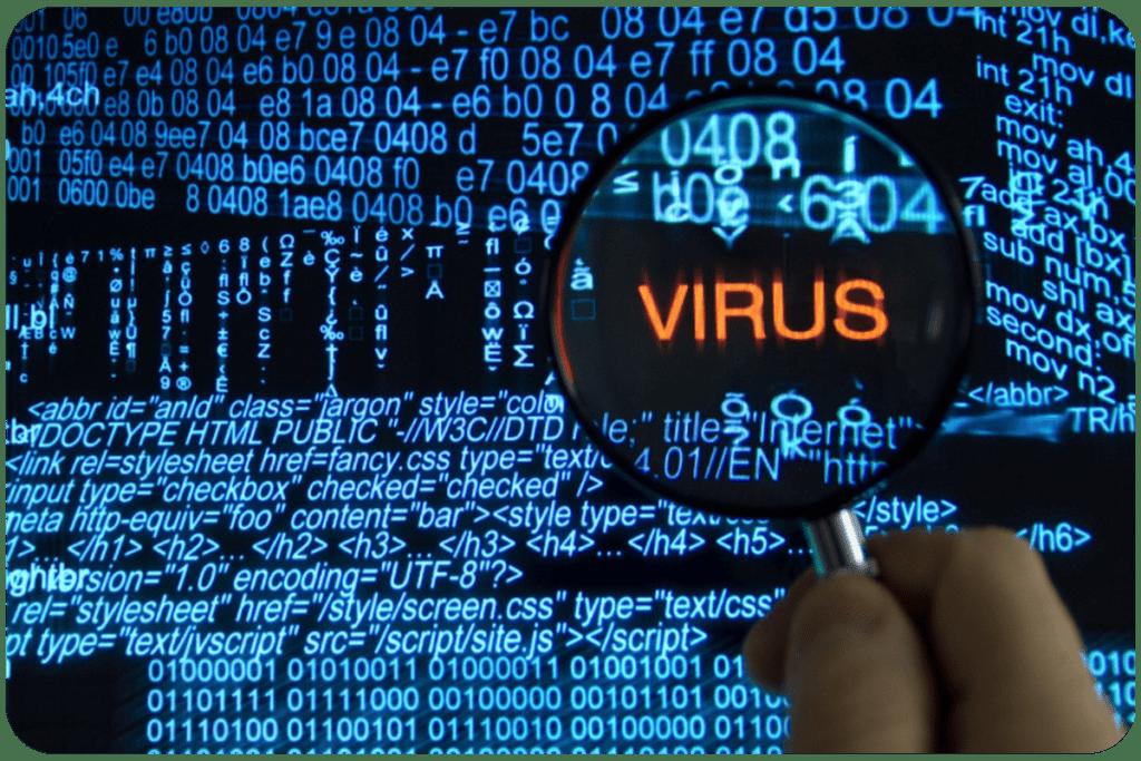 najgroźniejsze wirusy komputerowe