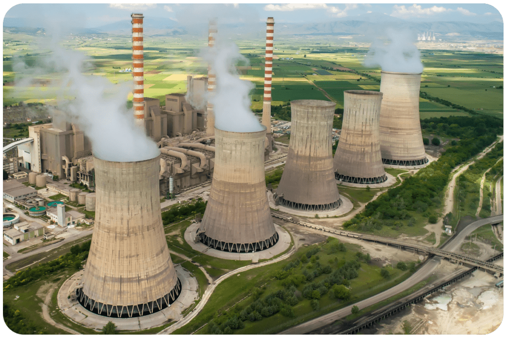 budowa elektrowni atomowej