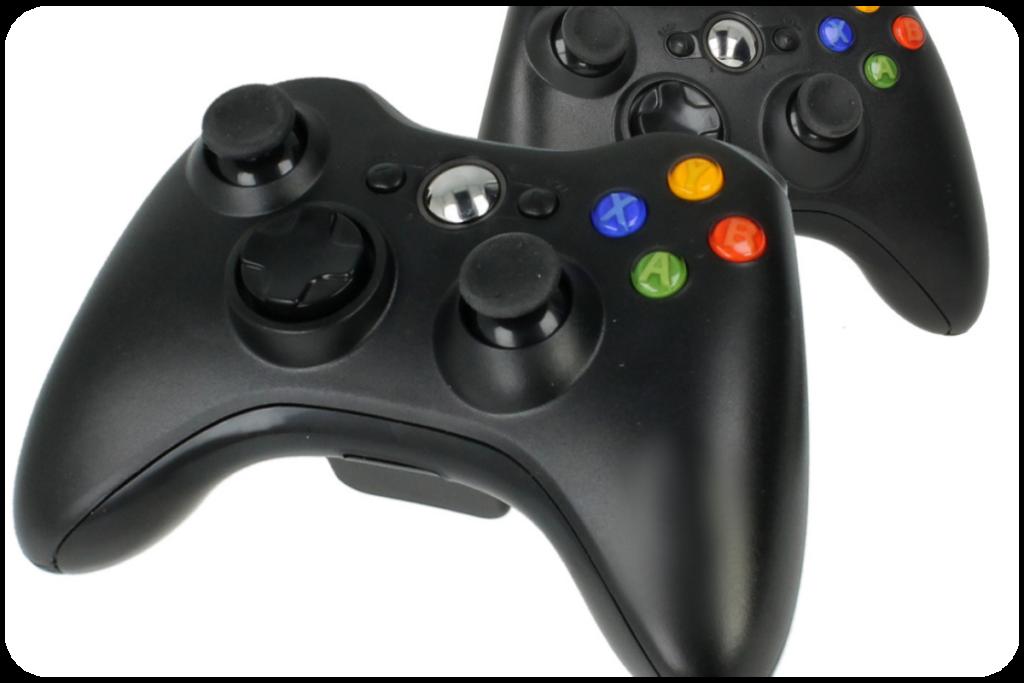 Pad od Xboxa 360