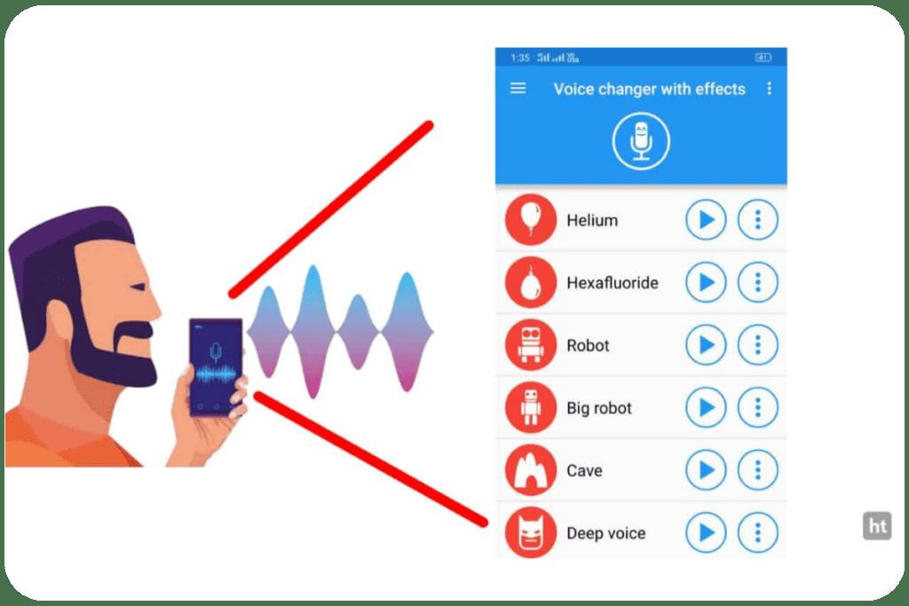 modulator głosu