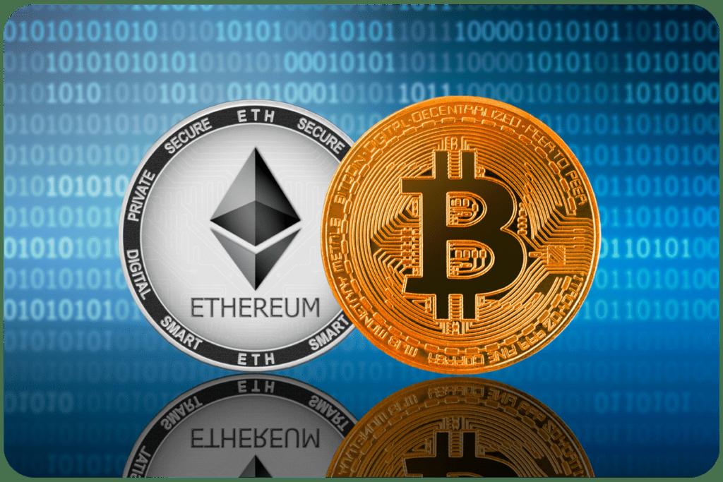 Ethereum i Bitcoin