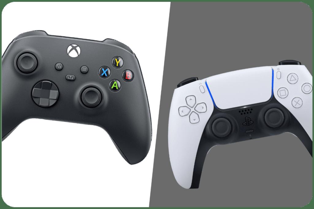 Xbox Controller kontra Dualshock