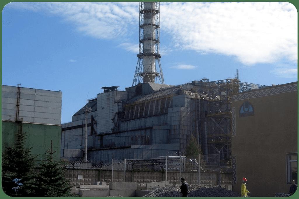 Elektrownia jądrowa - Czarnobyl