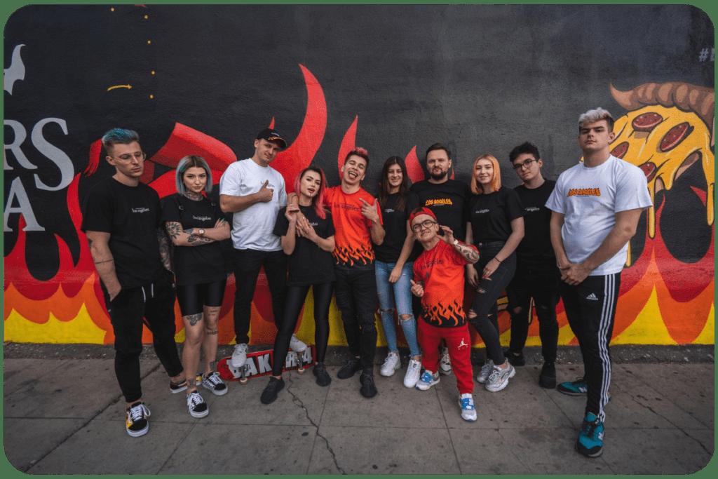 Influencerzy - ekipa