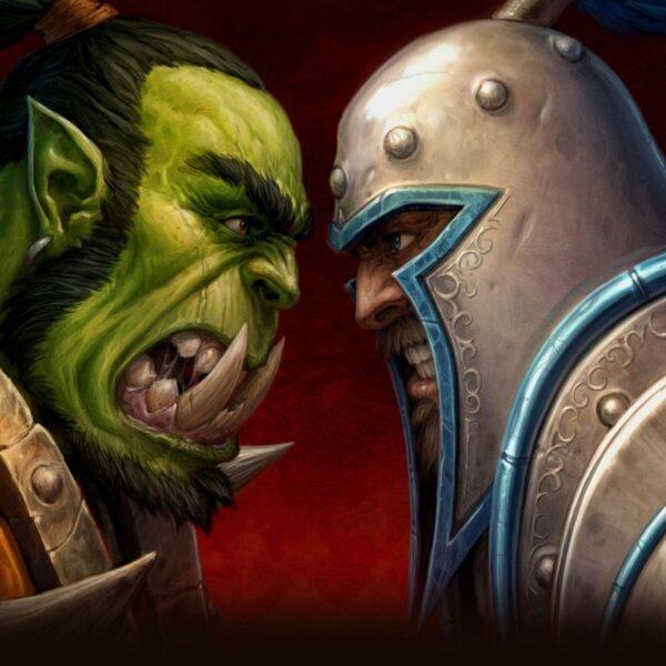 Seria Warcraft obraz główny