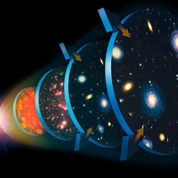Wiek wszechświata obraz główny