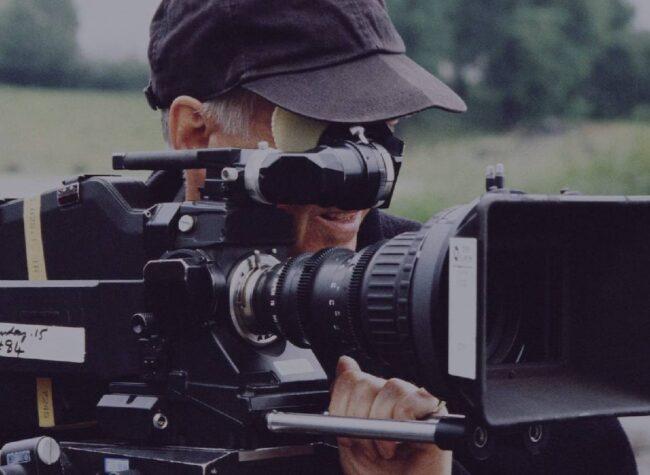 praca kamerzysty na planie filmowym