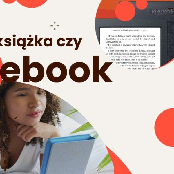 książka fizyczna czy ebook dyskusja