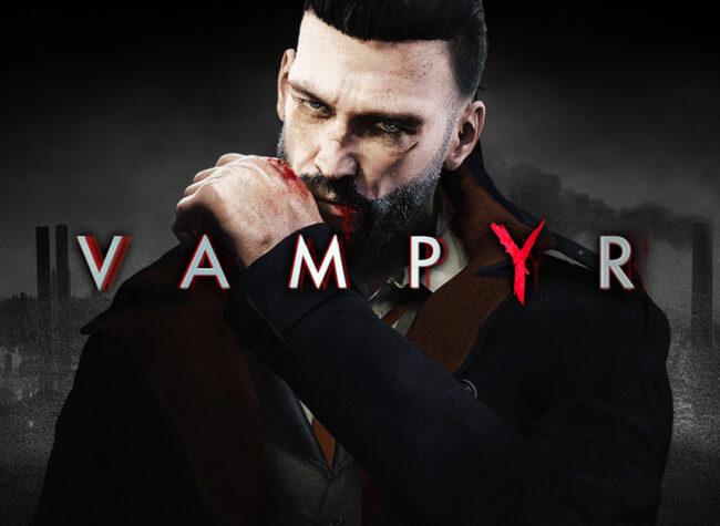 vampyr gra